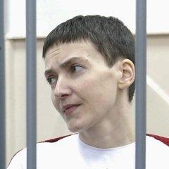 Під час оголошення вироку Савченко заспівала пісню «Горіла шина, палала» (ВІДЕО)