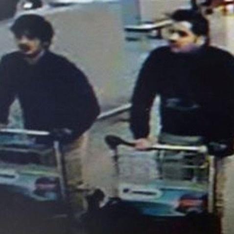 Смертниками в аеропорту Брюсселя виявилися два брати