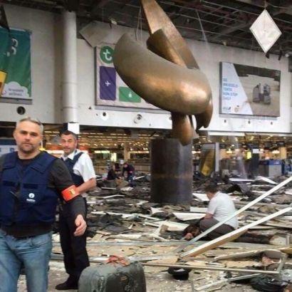 Один з постраждалих у Брюсселі пережив теракти в Бостоні та Парижі