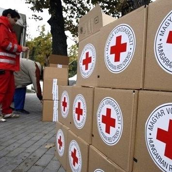 Через торгівлю «гуманітаркою» звільнений глава Київського відділення Червоного Хреста