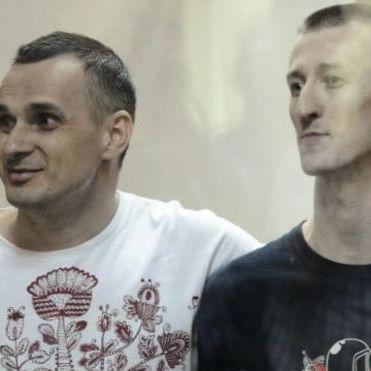 У Росії визнали Сенцова та Кольченка громадянами України