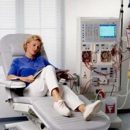 Аудит підтвердив відповідність стандарту якості розчину для гемодіалізу, що поставляється в Україну ТОВ «Допомога-1»