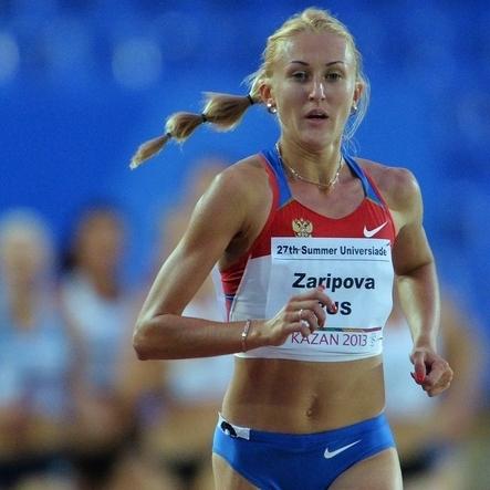 У російських легкоатлетів забрали золоті медалі