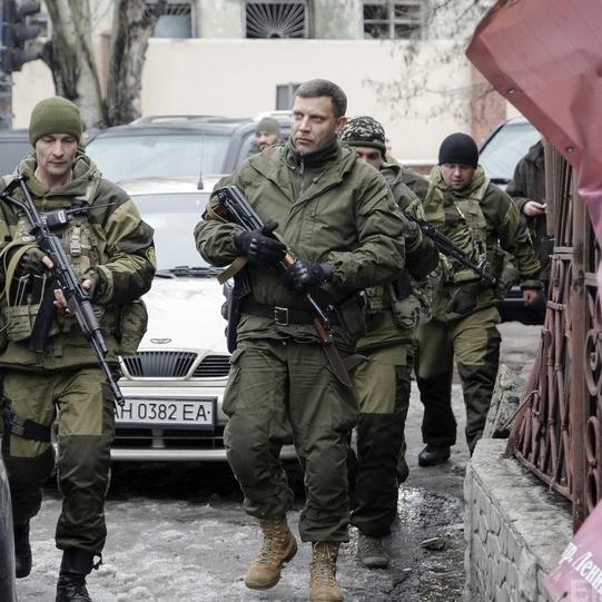 Бойовики втратили контроль над трасою Донецьк-Горлівка через зйомки телесюжету (ВІДЕО)