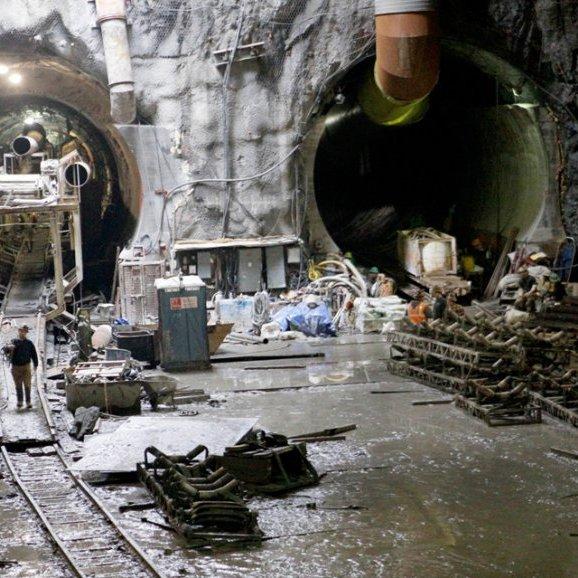 Стало відомо, скільки коштуватиме метро на Троєщину