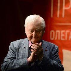 Олег Табаков став лауреатом премії Олега Табакова