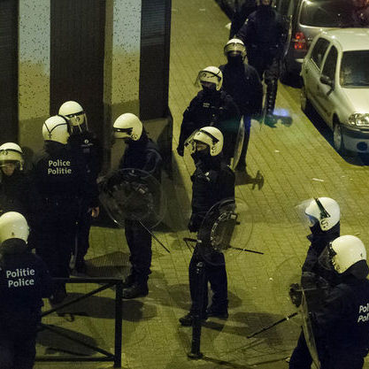 Шість осіб за підозрою в тероризмі затримали в Брюсселі