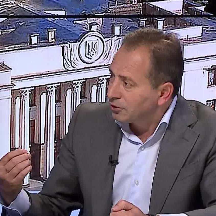 «Не цій партії забирати в мене мандат», - Томенко