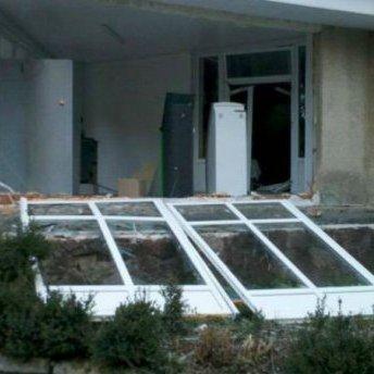На Прикарпатті стався вибух у лікарні