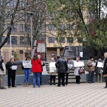 У Ростові-на-Дону відбувся пікет на підтримку Савченко