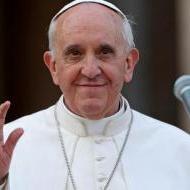 Папа Римський у пасхальному зверненні закликав вірян подолати страх