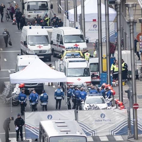Влада уточнила кількість жертв терактів у Брюсселі