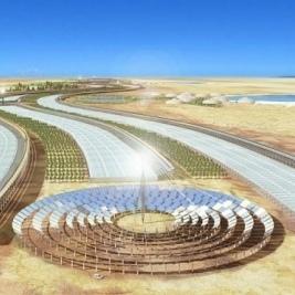 У пустелі Сахара побудують продовольчі ферми