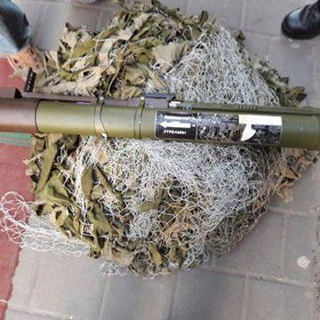 У центрі Львова поліція затримала «журналіста» з гранатометом
