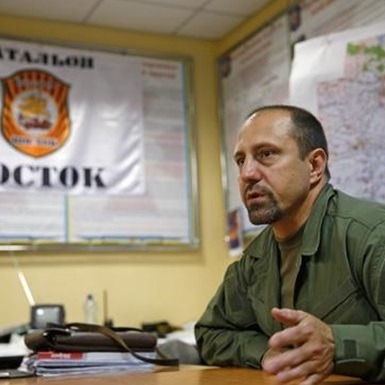 Бойовик Ходаковський повідомив, що на горлівському «Стиролі» виробляють наркотики