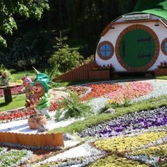 У Київзеленбуді повідомили, скільки квіткових фестивалів відбудеться на Співочому полі