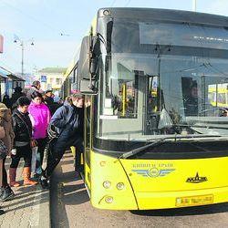 Для реформування транспортної системи Києву потрібно близько 600 одиниць громадського транспорту