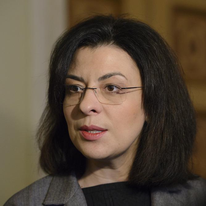 Оксана Сироїд розповіла, чому депутати масово вступають до фракції БПП