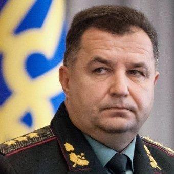 На службу набрали вже 18 тисяч контрактників - Полторак