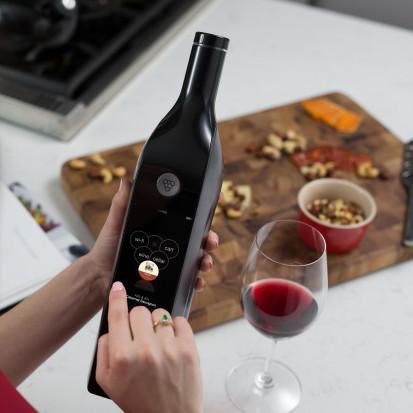 У США створили розумну пляшку для вина