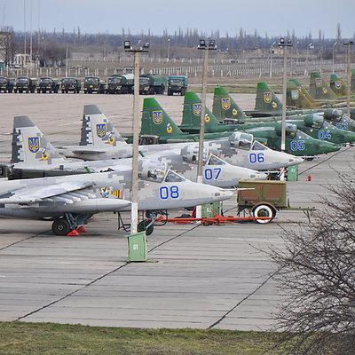 У Чернігівській області диверсанти намагалися проникнути до військової частини Повітряних Сил