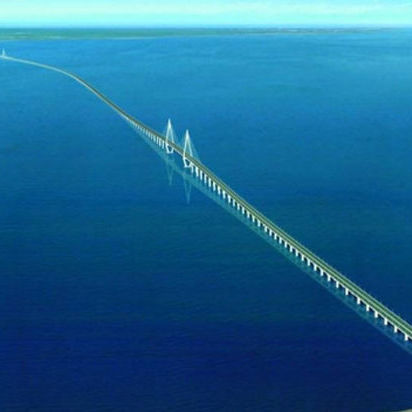 У Криму знову стався інцидент в районі будівництва мосту через Керченську протоку