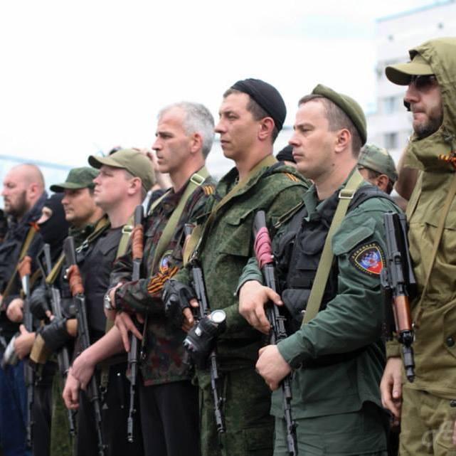 Окупанти перевіряють командирів бойовиків на махінації