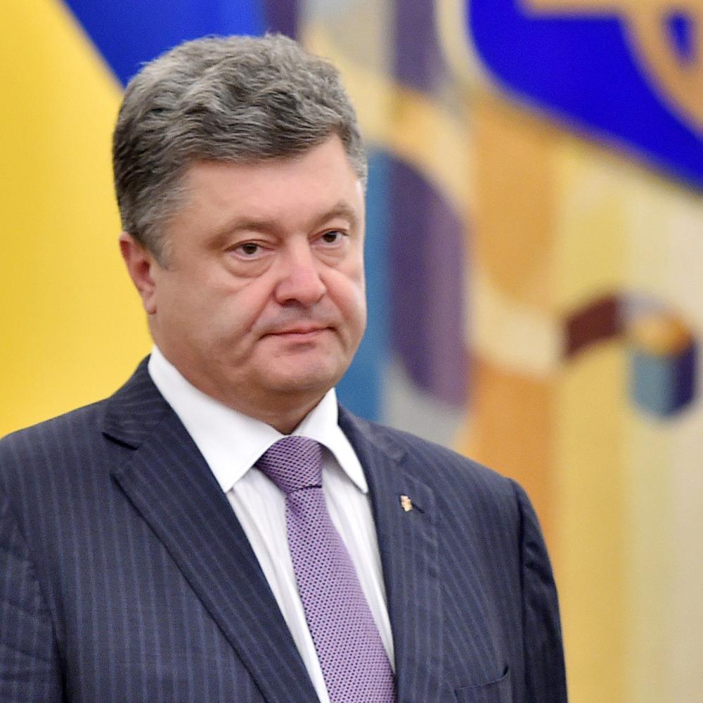 Президент Петро Порошенко задекларував свої мільйони