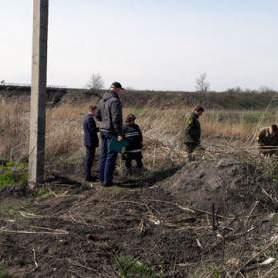 На Донеччині знайшли понівечене тіло загиблого місцевого жителя