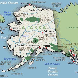 Росія через міжнародних юристів намагається оскаржити продаж Аляски США