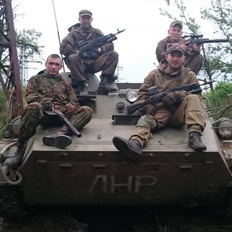 Підрозділ затриманого Єрофєєва воює в Сирії