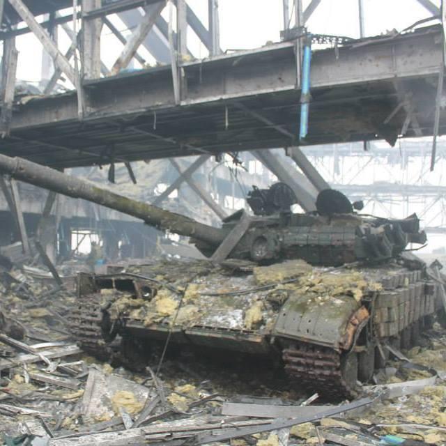 Мешканці Донецька розповіли про запеклі бої в місті