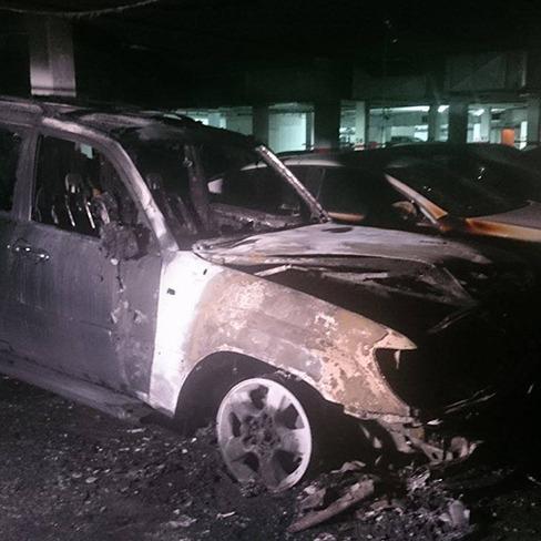 В Одесі на парковці пролунав вибух