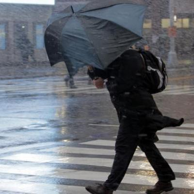 Гідрометцентр оголосив про штормове попередження