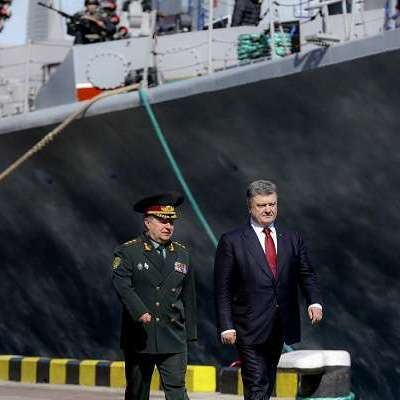 Підтвердилася інформація про призначення Порошенком нового командувача ВМС України