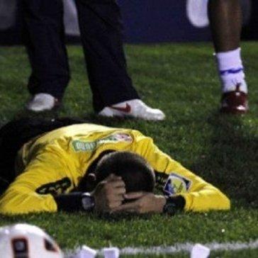 У Хорватії фанат вдарив арбітра битою по голові