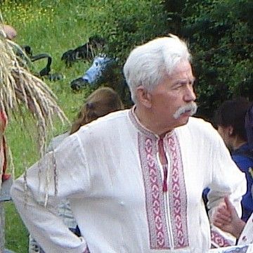 Нещодавно помер Леопольд Ященко