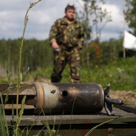 На Яворівському полігоні підірвався шукач металобрухту