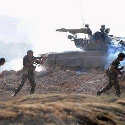 Близько 33 людей загинуло через бої в Нагірному Карабасі