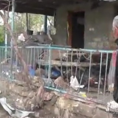 Внаслідок обстрілів зруйновано будинки жителів Нагірного Карабаху (ВІДЕО)