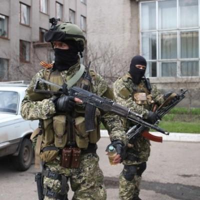 У Криму висадилися кілька сотень російських бійців ГРУ