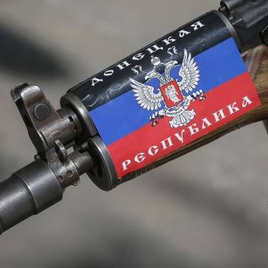У бойовиків «почалася істерика» через вбитого снайперами заступника комбата «Оплота»