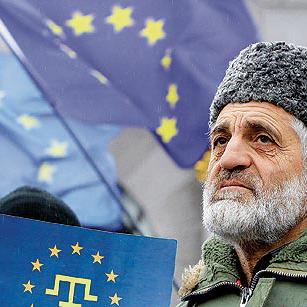 Кримських татар готують до евакуації (ФОТО)