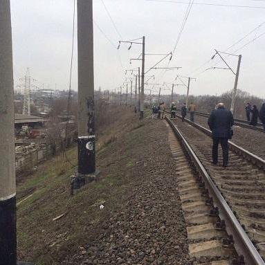 З'явилося відео допиту диверсанта «ДНР», який хотів підірвати потяг (ВІДЕО)