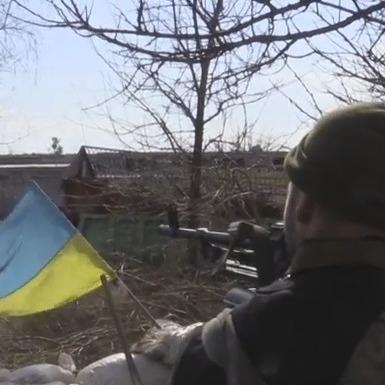 У промзоні Авдіївки бійці АТО знищили російських військових