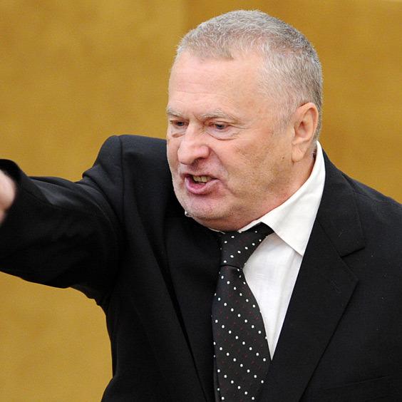 Суд офіційно дозволив Жириновському називати росіян «дебілами»