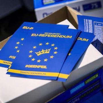 З'явилися перші дані екзіт-полів з референдуму у Нідерландах