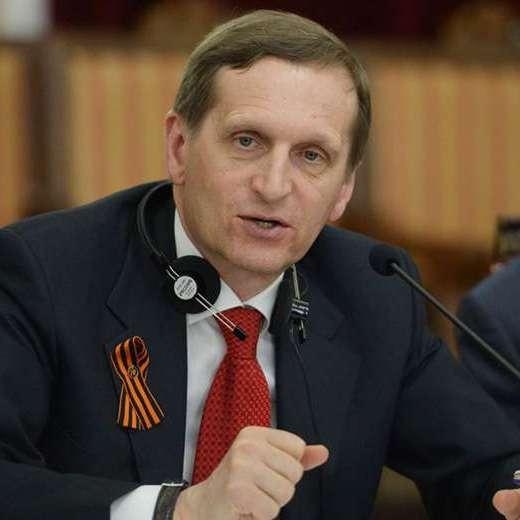 Спікер російської Держдуми заявив, що Росія окупувала б Україну за 3-4 дні