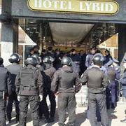 У поліції прокоментували спецоперацію у готелі «Либідь» (відео)