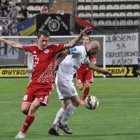 «Зоря» пройшла до півфіналу Кубку України